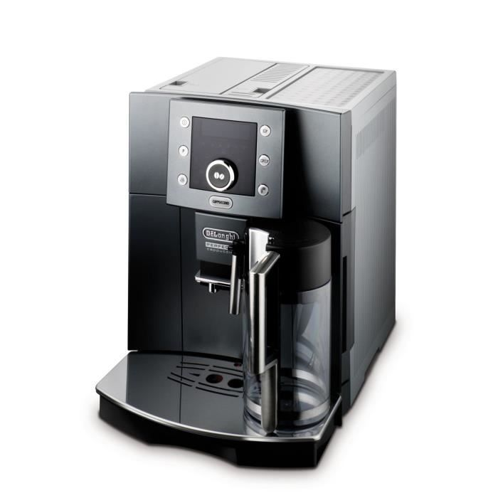 delonghi machine expresso avec broyeur e achat vente machine expresso pas cher. Black Bedroom Furniture Sets. Home Design Ideas