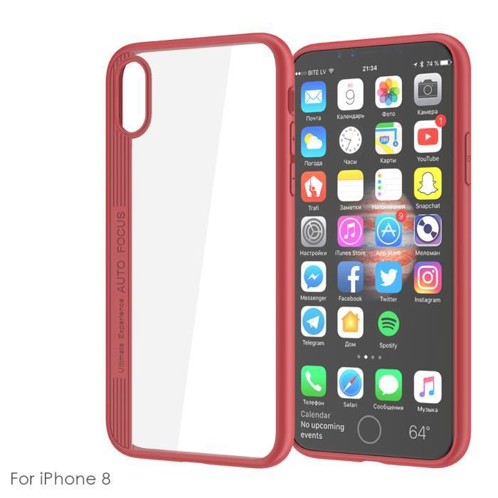 coque iphone 8 youtube