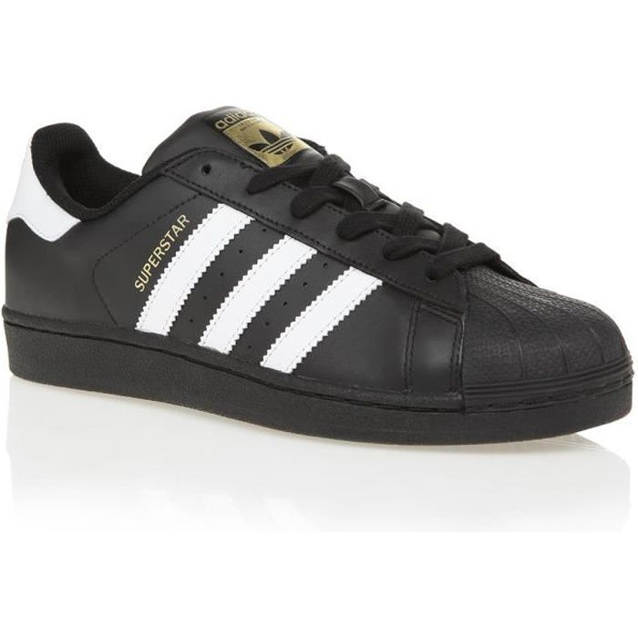 ADIDAS PERFORMANCE Basket Femme Originals Superstar B23642 - Basses - Noir et Blanc