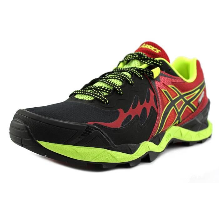 new arrival 24b7a 35819 CHAUSSURES DE RUNNING Asics Gel-Fuji Endurance Plasma Guard Synthétique