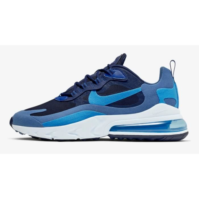 air max 270 react bleu ciel