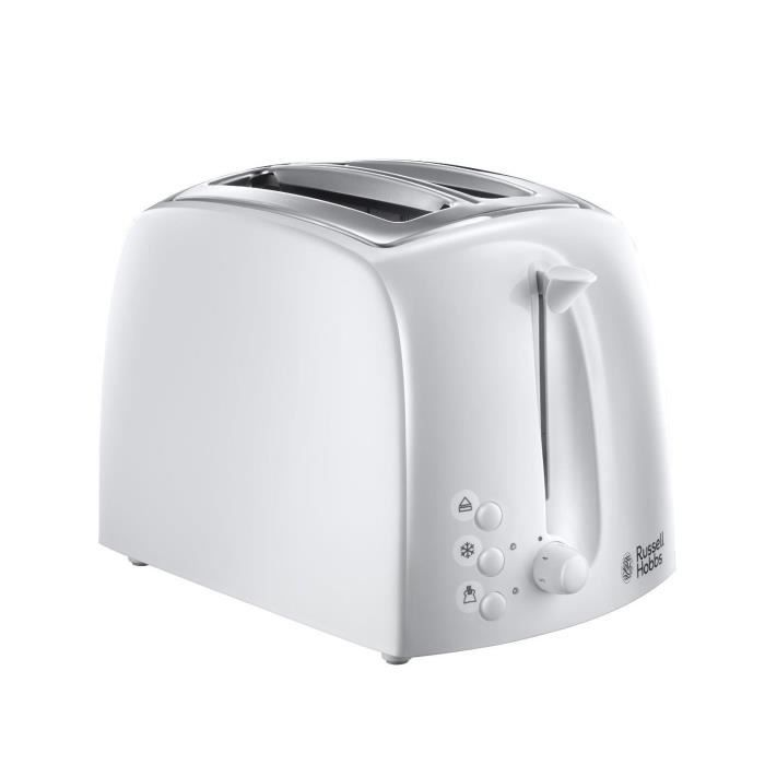 Russell Hobbs 21640 Textures Large Fente 2 Tranches Grille-Pain ...