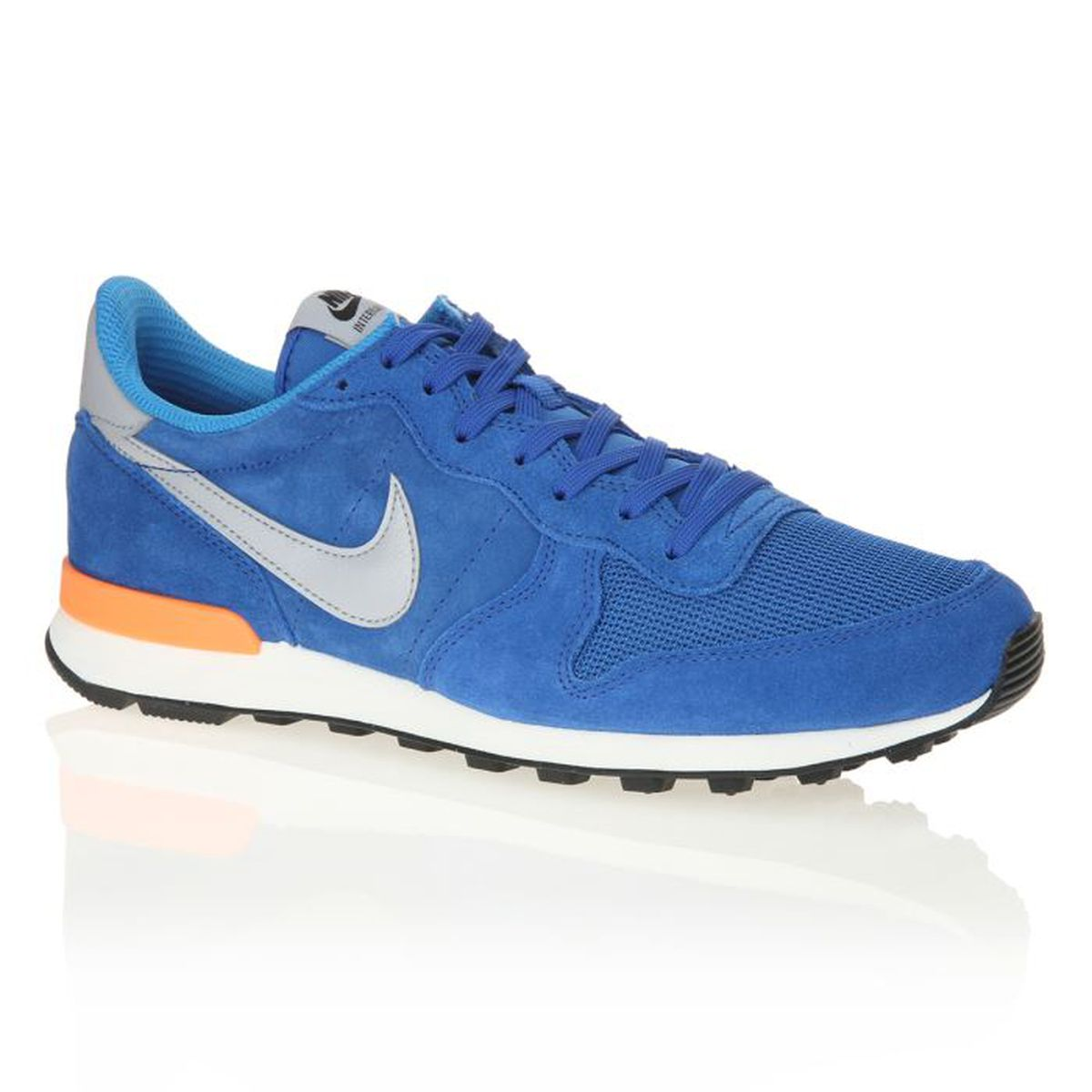 on sale 0993a cdb5f BASKET NIKE Baskets Internationalist Leather Homme. Baskets tige basse en  cuir ...