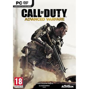 JEU PC Call of Duty Advanced Warfare Jeu PC