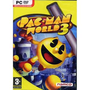 JEU PC PAC-MAN WORLD 3 / JEU PC DVDRom