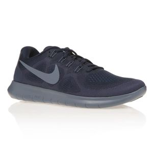 reputable site 3f42e 172ba CHAUSSURES DE RUNNING NIKE Chaussures Free Run 2017 - Homme - Violet et
