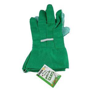 JARDINAGE - BROUETTE Lot revendeur 10 X paire de gants de jardin résist
