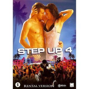 musique cd dvd r step up