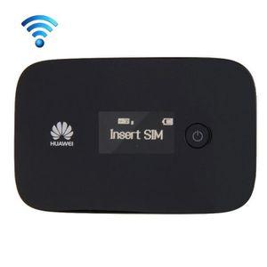 MODEM - ROUTEUR Clé USB Modem portable 4G Routeur Wifi Hotspot - M