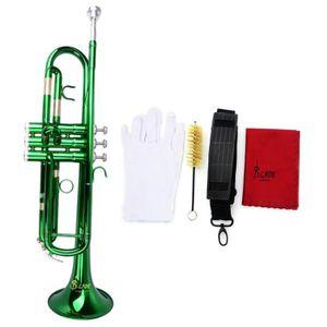 TROMPETTE Hellobeauty Trompette Instrument à Vent, Trompette