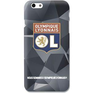 Coque iphone olympique lyonnais