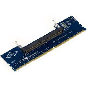 MÉMOIRE RAM Adaptateur pour barrettes type DDR 4 SODIMM Portab