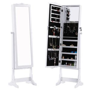 armoire bijoux achat vente pas cher cdiscount. Black Bedroom Furniture Sets. Home Design Ideas
