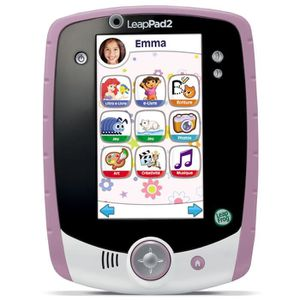 TABLETTE ENFANT LEAPFROG Tablette Personnalisable LeapPad 2+ Rose