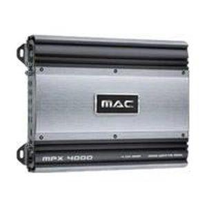 AMPLIFICATEUR AUTO Amplificateur MacAudio MPX-4000