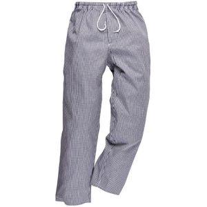 PANTALON PRO pantalon de cuisine coton élastiqué