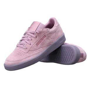 Club 85 C Chaussures Baskets Mss Lo Lilas Argent Violet BQ5E0Z