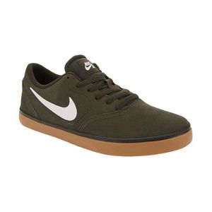 Baskets NIKE SB Check Noires. 705265-005. TvCWa