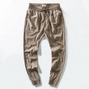 PANTALON Printemps et automne nouveaux pantalons pour homme