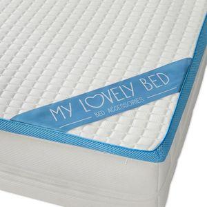 SUR-MATELAS My Lovely Bed - Surmatelas Mémoire de Forme Rafrai