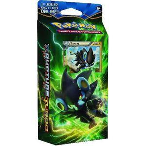 CARTE A COLLECTIONNER Pokémon - Deck Rupture Turbo - Luxray