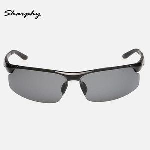 LUNETTES DE SOLEIL SHARPHY® Lunettes de soleil Homme Noir Frame matér