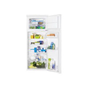 RÉFRIGÉRATEUR CLASSIQUE Zanussi ZRT23100WA Réfrigérateur-congélateur pose
