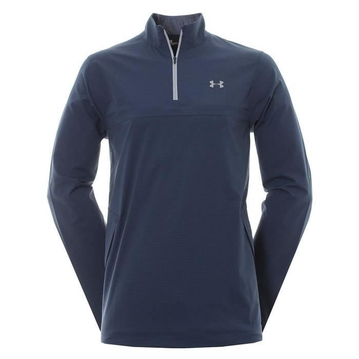 UNDER ARMOUR Coupe-vent Ua Storm Windstrike 1/2 Zip Academy Homme