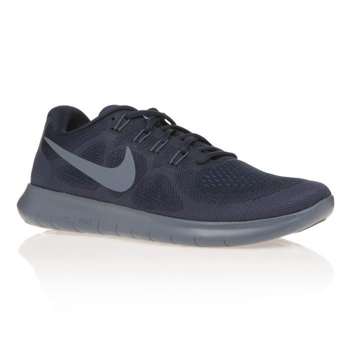 reputable site 77e33 238f8 CHAUSSURES DE RUNNING NIKE Chaussures Free Run 2017 - Homme - Violet et