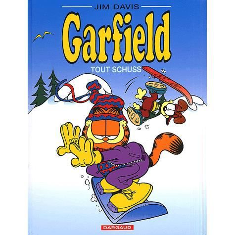 GARFIELD T.36 TOUT SCHUSS