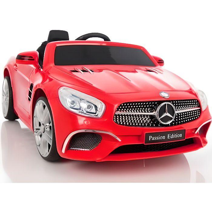 Mercedes SL400 batterie 12v - Voiture électrique pour enfant avec batterie 12v et télécommande