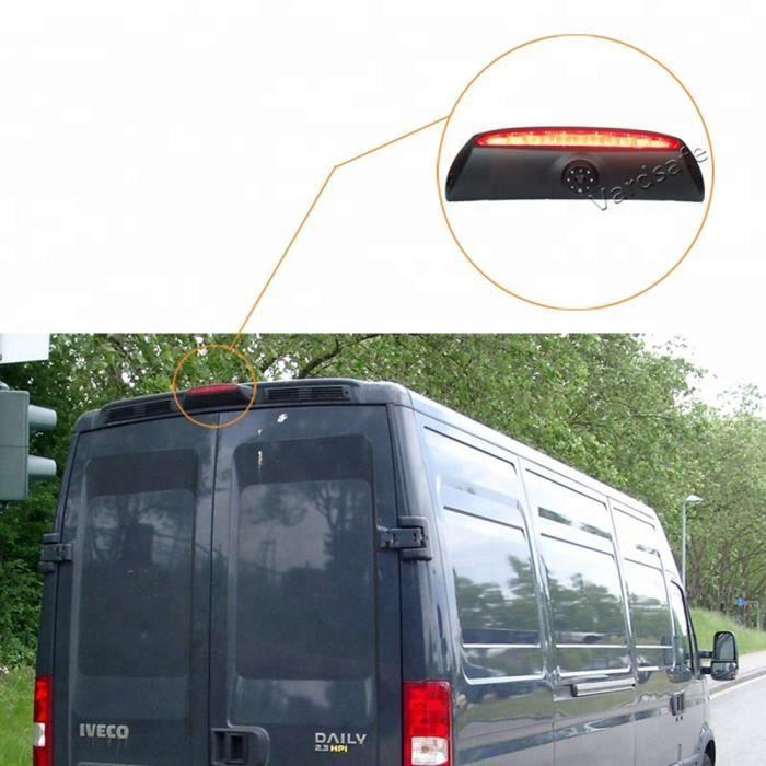 Vardsafe VS507 Caméra de recul de stationnement pour feux de freinage pour Iveco Daily Van (2006-2013)