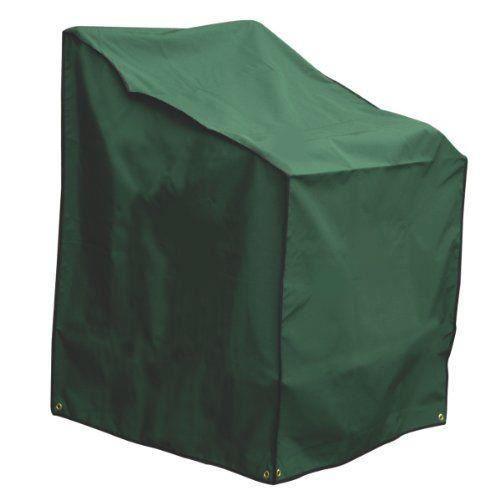 Bosmere Products Ltd Housse de protection pour fauteuil de jardin en bois - une place