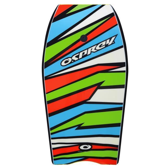 OSPREY Planche Bodyboard 42- Shatter - Jaune