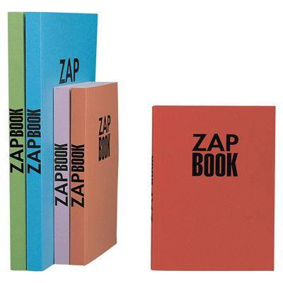 Bloc de brouillon zap book A4 uni