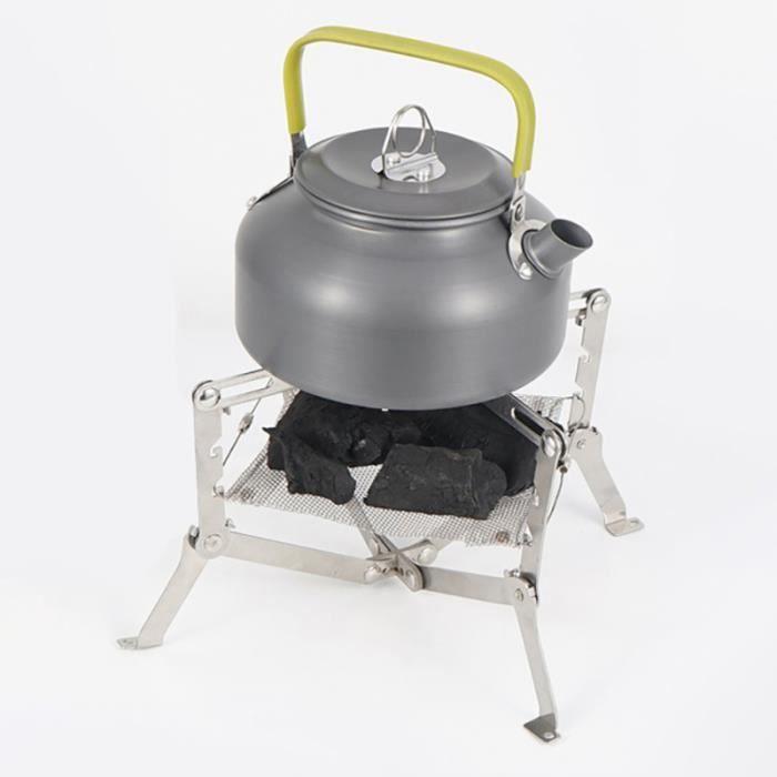 1 Ensemble de rack de combustion chic durable de jeux de de de de joie pour poele a bois genie thermique - climatique - chauffage