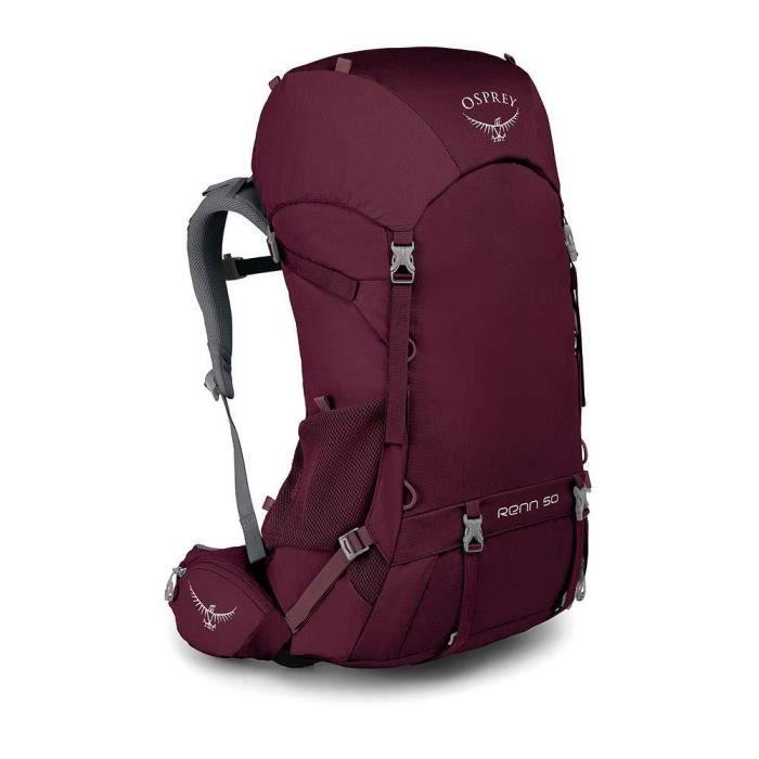 Sac à dos ventilé pour femmes Osprey Renn 50 - Aurora Purple (O / S)