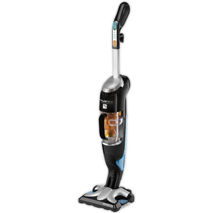 ROWENTA RY7535WH CLEAN STEAM Aspirateur balai vapeur