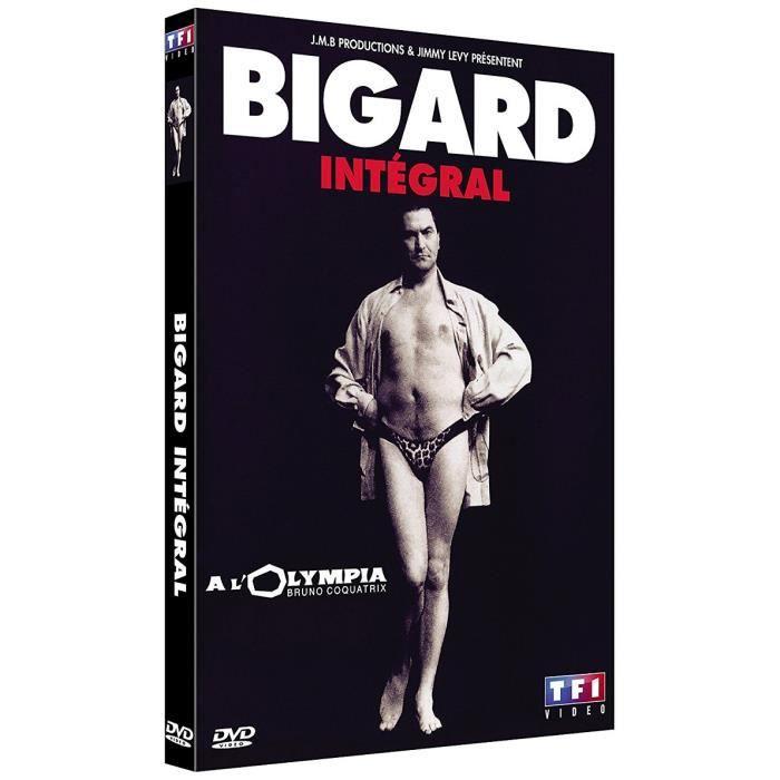 Jean-Marie Bigard intégral à l'Olympia DVD