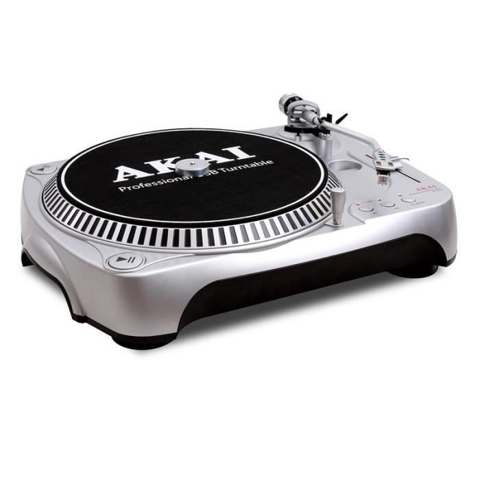 platine vinyle dj mp3 usb platine dj avis et prix pas cher cdiscount. Black Bedroom Furniture Sets. Home Design Ideas