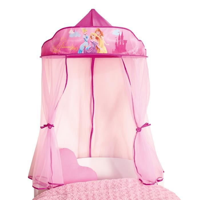 princesses disney ciel de lit chateau achat vente ciel de lit b b 2009944392408 cdiscount. Black Bedroom Furniture Sets. Home Design Ideas