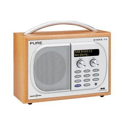 pure evoke 1 s radio portative dab cerise achat vente radio cd cassette pure evoke 1 s. Black Bedroom Furniture Sets. Home Design Ideas