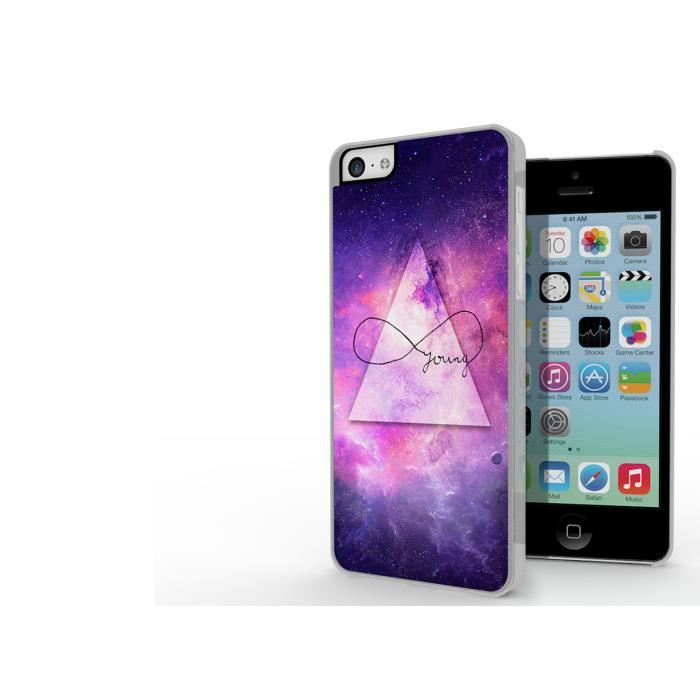 coque iphone 5c swag series infinity young coque