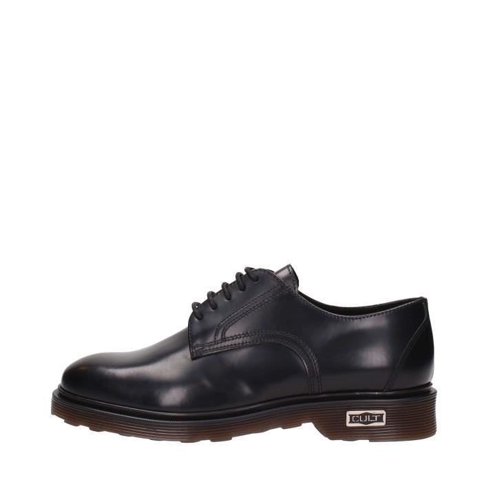 Cult Lace Shoes Homme Noir