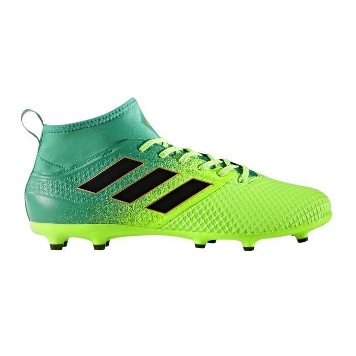 Chaussures football adidas ACE 17.3 Primemesh FG Vert - Prix ...