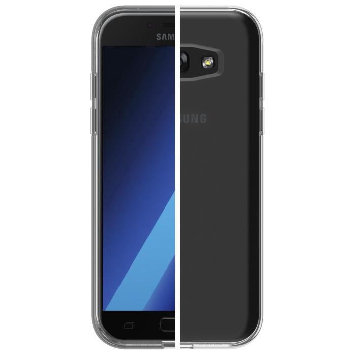 OtterBox Coque anti choc pour Samsung Galaxy A3 Transparent ...