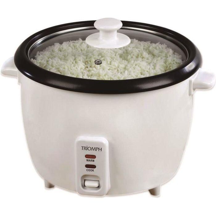 1.8 L 10 Tasses antiadhésif Automatique Électrique Cuiseur à riz pot Warmer Warm 700 W
