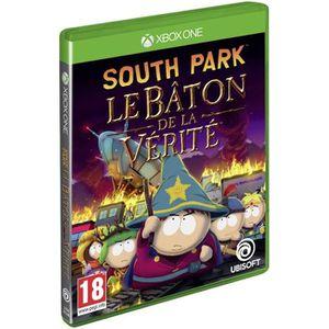JEU XBOX ONE South Park Le Bâton de la Vérité HD Jeu Xbox One