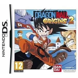 JEU DS - DSI DRAGON BALL ORIGINS 2 / Jeu console DS