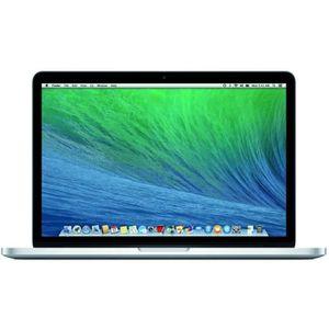 Vente PC Portable MacBook Apple MacBook Pro Core i5 2,4Ghz 4Go 128Go 13\'\' - Azerty pas cher